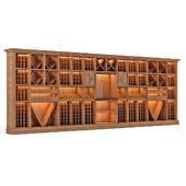 Wine Rack 'store wine' MAGNUM 834