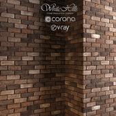 Decorative bricks White Hills