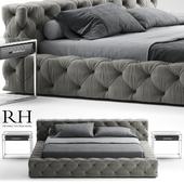 Кровать rh soho bed