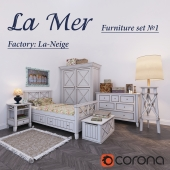 Lamer furniture set №1