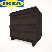 Тумба прикроватная IKEA OPPLAND