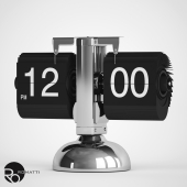 Часы настольные Flip Romatti