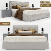 Ibiza Kubik bed set