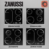 Набор встраиваемых индукционных плит от Zanussi