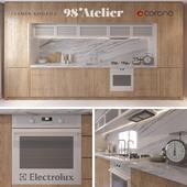 Кухня 98'Atelier