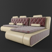 A sofa of СМК is Baron
