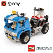 LEGO Creator №5893 Part 2