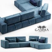 Диван gamma soho sofa