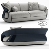 Sofa Bugatti Home Royale Sofa