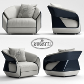 Armchair Bugatti Home Royale