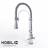 Kitchen mixer Nobili collection Teknobili Charlie
