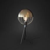 Лампа настольная Kare Grid