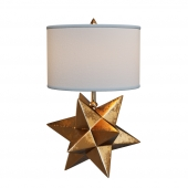 SHADES OF LIGHT.Indoor/Outdoor Star Table Lamp