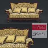 Диван  Nicolas Daming Classic 620-3