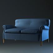 Poltrona Frau romance sofa