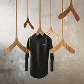 Вешалка подвесная SCHTICK Canadiana Clothing Hanger + Свитер