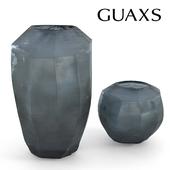 Guaxs Cucistioc Vase Blue