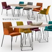 Walter Knoll Liz chair Joco table