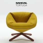 SANCAL TORTUGA  armchair