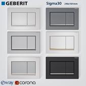 Geberit Sigma 30