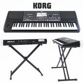 Синтезатор Korg pa600