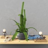 Decorative set, Potterybarn