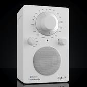 Wireless speakers Tivoli Pal BT Glossy White