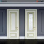 Двери BARAUSSE PALLADIO gold