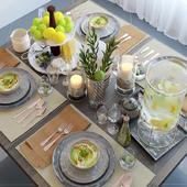 Сервировка стола 9