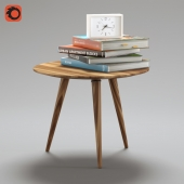 Coffee table from spain