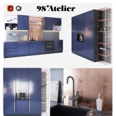 98'Atelier Kitchen