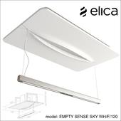 Потолочная вытяжка Elica EMPTY SENSE SKY WH/F/120
