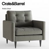 Crate and Barrel / Petrie Chair