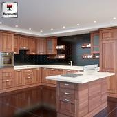 Кухонный гарнитур Torchetti Classico Siviglia kitchen set