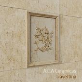 Плитка A.C.A Ceramicas Travertino