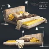 Кровать Ditre Italia Sound
