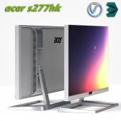 Monitor acer s277hk