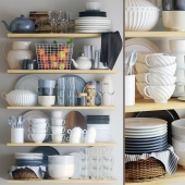 Dishes set - 1