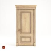 Классическая дверь. Classical Door.