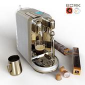 Капсульная кофемашина BORK C830 Creatista Plus