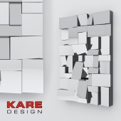 """KARE DESIGN mirror """"INVOLUTO"""""""