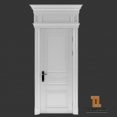 Дверь в классическом стиле Domberg