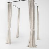 Curtains- baldachin