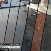TUREX INTERNATIONAL Marble Tiles Set 58