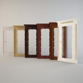 """Двери """"Сказка""""  Марийского мебельного комбината"""