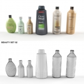 Beauty Products set 02