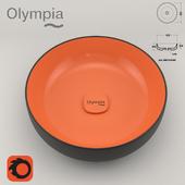 "Olympia Ceramica ""Round washbasin"""