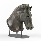 Hellenistic Horse Head
