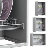 Кухонная сушилка/ Kitchen dish rack