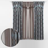 Шторы (Curtain)